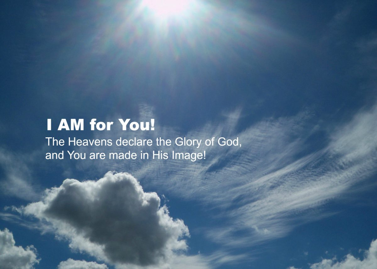 I AM for You!